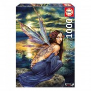 Educa Alchemy: Sylundine tündér puzzle, 1000 darabos