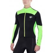 Pearl iZUMi P.R.O. Pursuit Långärmad cykeltröja grön/svart 2017 Racertröjor