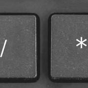 Trust Číselná klávesnice Trust Xalas černá