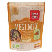 Vegi mix curry, bulgur si linte bio 250g