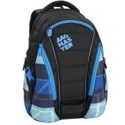 Plecak szkolny Bagmaster trzykomorowy, BAG_6_J