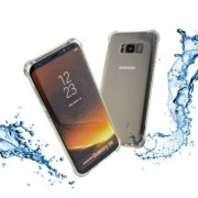 Husa TPU transparenta si folie protectie ecran transparenta Samsung Galaxy S8 Plus G955F