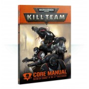 Games Workshop Warhammer 40 000 - Kill Team (Core Manual)
