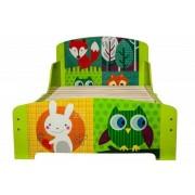 Pat Junior Red Fox & Owl UMPJ01-FOX