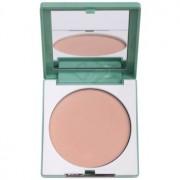 Clinique Superpowder polvos compactos y base de maquillaje 2 en 1 tono 02 Matte Beige 10 g