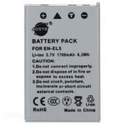 DSTE EN-EL5 completa Decoded 1700mAh bateria para Nikon COOLPIX 3700?4200