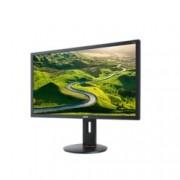 """Монитор Acer XF270HAbmidprzx UM.HX0EE.A05, 27"""" (68.58 cm) TN панел, Full HD, 1ms, 400 cd/2, DisplayPort, HDMI, DVI, USB 3.0"""