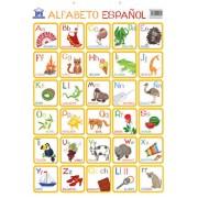 Plansa - Alfabetul ilustrat al limbii spaniole/***