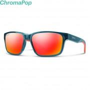 Smith Sluneční brýle Smith Basecamp crystal mediterranean