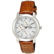 Casio Enticer Chronograph White Dial Mens Watch - MTP-1192E-7ADF (A166)