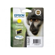 Epson Cartucho de tinta original EPSON T0894, Mono 3,5 ml , Amarillo, C13T08944011