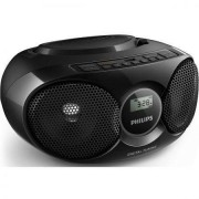 Microsistem audio Philips AZ318B/12 CD Player tuner FM USB AUX