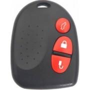Carcasa cheie compatibil cu Chevrolet 3 butoane fara lamela negru