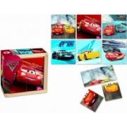 Puzzle Cars 3 in cutie, 6 poze