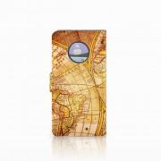 B2Ctelecom Motorola Moto X4 Flip Cover Kompas