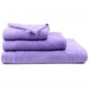 The One Towelling The One Handdoek 450 gram 50x100 cm Paars