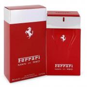 Ferrari Man In Red Eau De Toilette Spray 3.4 oz / 100.55 mL Men's Fragrances 543119