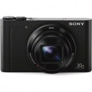 Aparat foto digital Sony Cyber-Shot DSC-WX500, 18.2MP, High zoom, Wi-Fi, NFC, Black