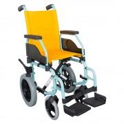 Orthos XXI Cadeira de Rodas Trânsito Infantil Liliput 31 cm Par Pneumática (Enchida com ar) - Orthos XXI
