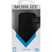 Mobilize Apple Iphone 4S Flipcase Ultra Slim Leder