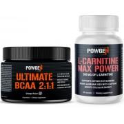 PowGen Fitnes sada: nejlepší produkty na spalování tuku, podporu výkonosti a regeneraci svalů. Sada na 30 dní
