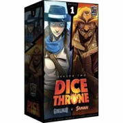 Blackfire Dice Throne: Season Two - Gunslinger v. Samurai [BOX 1]