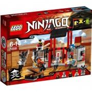Lego Ninjago70591, Kryptarium Prison Breakout