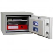 Seif certificat EN 1143-1 Grad I, Planet Safe, F30CL I30K ,antiefractie, inchidere cheie , 315 x 440 x 440 mm
