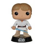 Figurina Funko Pop Star Wars Luke Skywalker Tatooine Bobble Head Vinyl