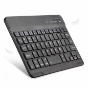 Teclado Bluetooth de Android / iOS / Windows para Smartphone Tablet - Negro