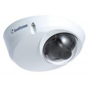 CAM, GeoVision GV-MFD520, IP камера, 5 Mpix, Mini Fixed Dome, 2.54 мм обектив, PoE, H.264