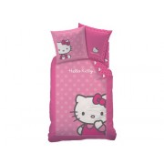 Lenjerie de pat Hello Kitty Home 140/200 cm