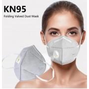 5x FFP2 KN95 N95 szájmaszk arcmaszk maszk szeleppel ellátott 5DB