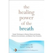 The Healing Power of the Breath: Simple Techniques to Reduce Stress and Anxiety, Enhance Concentration, and Balance Your Emotions, Paperback