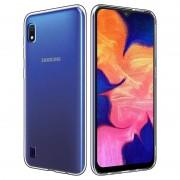 Capa TPU Anti-Slip para Samsung Galaxy A10 - Transparente