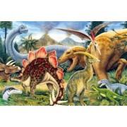 Puzzle - Dinozauri 66 piese