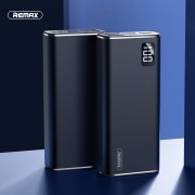 REMAX Mini Pro 10000mAh Power Back with Type-C/Micro-USB/Apple Lightning 8 pin Input and 2 USB-A Output
