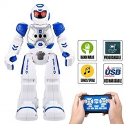Robots for Kids,LBKR Tech RC Robot,Wireless Control Kids Robot,with Singing,Dancing,Gesture Sensing Robotics for Kids.