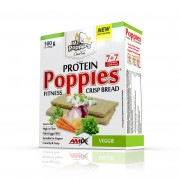 Amix Poppies CrispBread Protein 100g.
