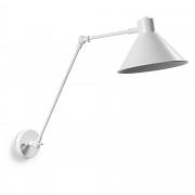 Kave Home Aplique Dione branco