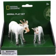 Set 2 figurine National Geographic Tap si ied