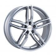 Carmani 13 Twinmax 18, 8, 5, 114.3, 45, 72.6, Bright Silver,