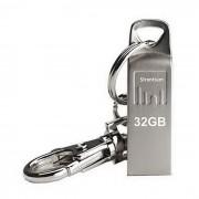 Strontium SR32GSLAMMO Unidad de memoria USB de 32GB - plata