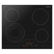 Inventum IKC6031 Elektrische kookplaten - Zwart