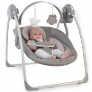 Bo Jungle B-Portable Baby Swing Grey B700310