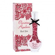 Christina Aguilera Red Sin eau de parfum 30 ml donna