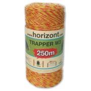 PR3 W3, żółto-pomarańczowa, 250m