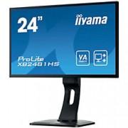 IIYAMA 23.6 inch LCD Monitor LED Backlit ProLite XB2481HS-B1
