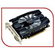 Видеокарта Inno3D GeForce GTX 1060 Compact 1506Mhz PCI-E 3.0 6144Mb 8000Mhz 192 bit 3xDP DVI HDMI HDCP N1060-6DDN-N5GM