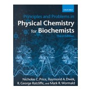 Principles and Problems in Physical Chemistry for Biochemists (Price Nicholas C.)(Paperback) (9780198792819)